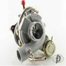 Borgwarner R2S turbocharger