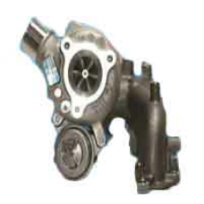 Borgwarner turbocharger K03 for light commercial vehicles