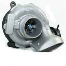 MTU 501 C diesel engine turbocharger for industrial and mining applications with heavy duty operation