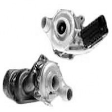 Honeywell TwoStage Parallel Turbochargers