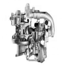 Honeywell TwoStage Serial Turbochargers