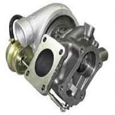 Toyota 1HD-T engine turbocharger